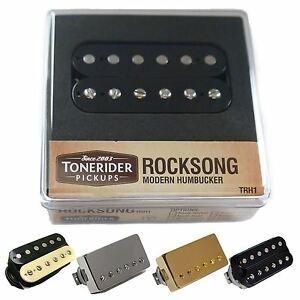 Tonerider Rocksong Series Pickups
