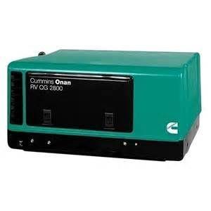 RV gas generator