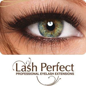 Eyelash Extension with Lash Perfect in Marlow