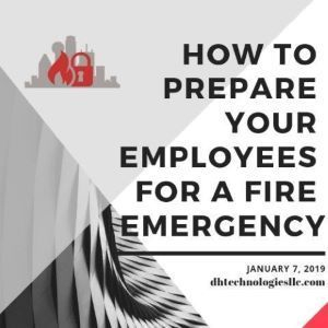 How to Prepare Your Employees For a Fire Emergency
