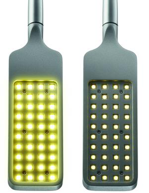 Lampada da tavolo flessibile a LED Flexlight Moll