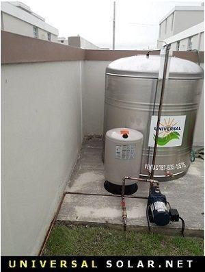 Cisternas Universal $300 descuento