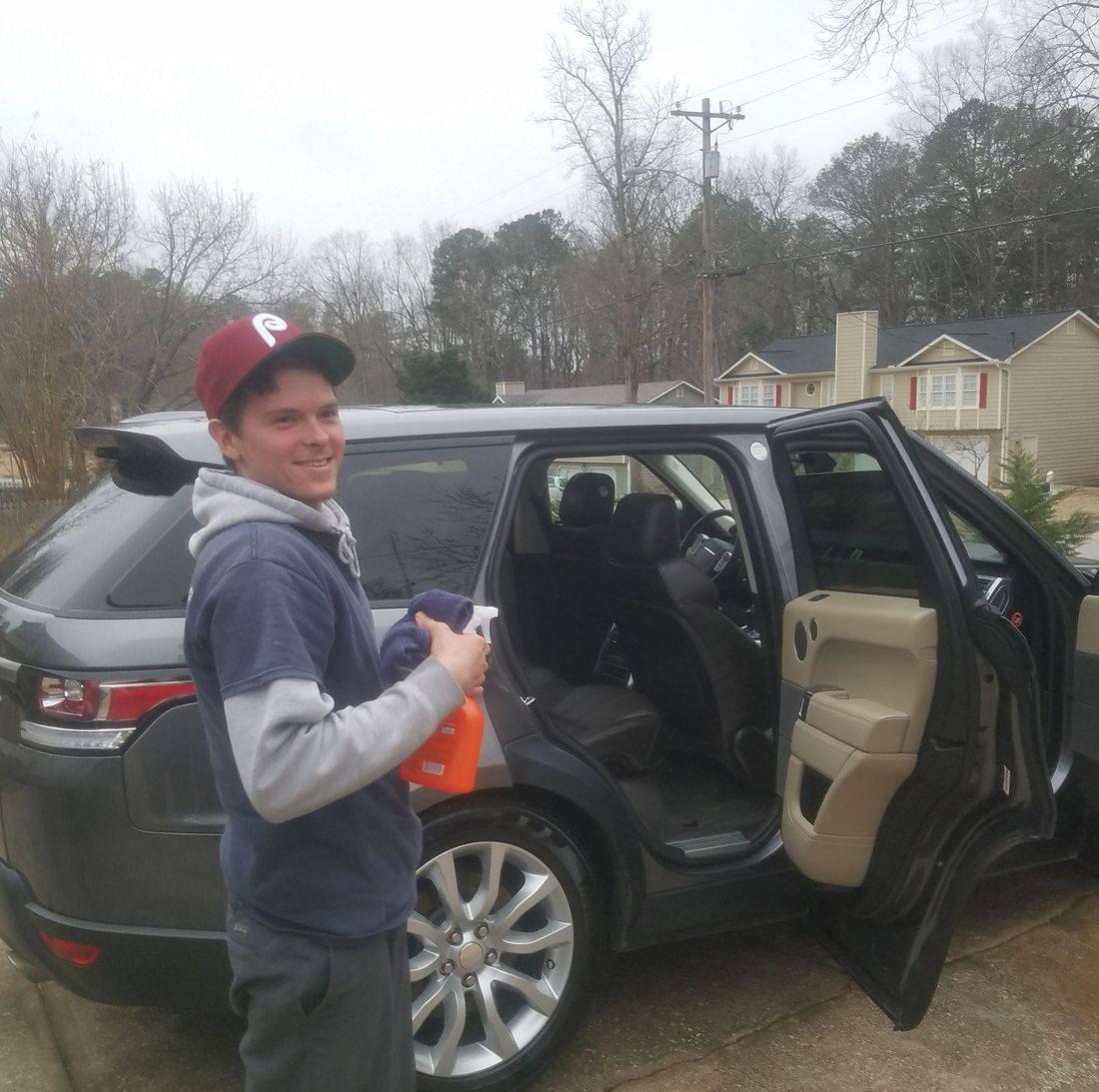 interior detailing, hand wash, Gwinnett Auto Appearance