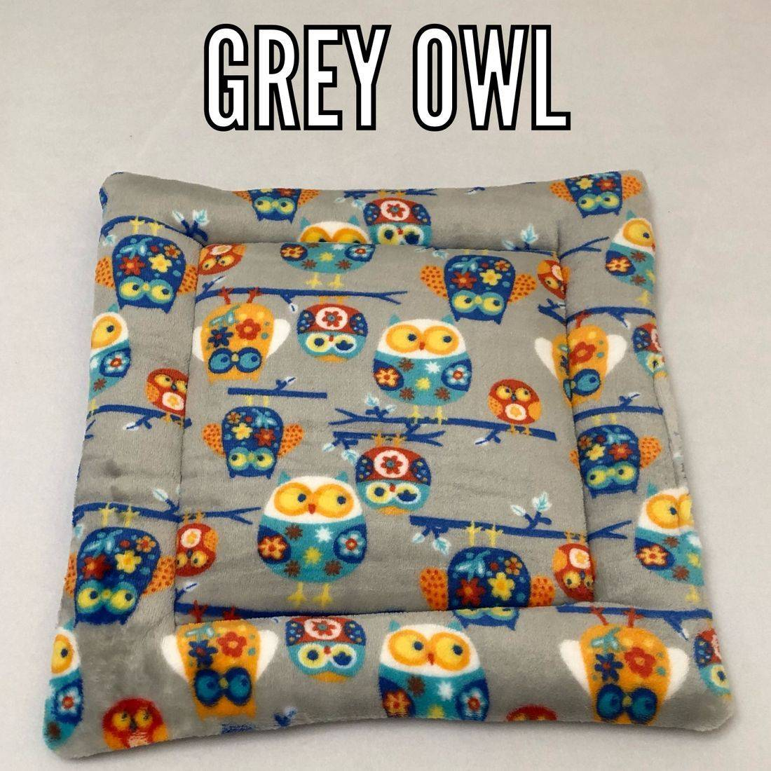 grey Owl fabric