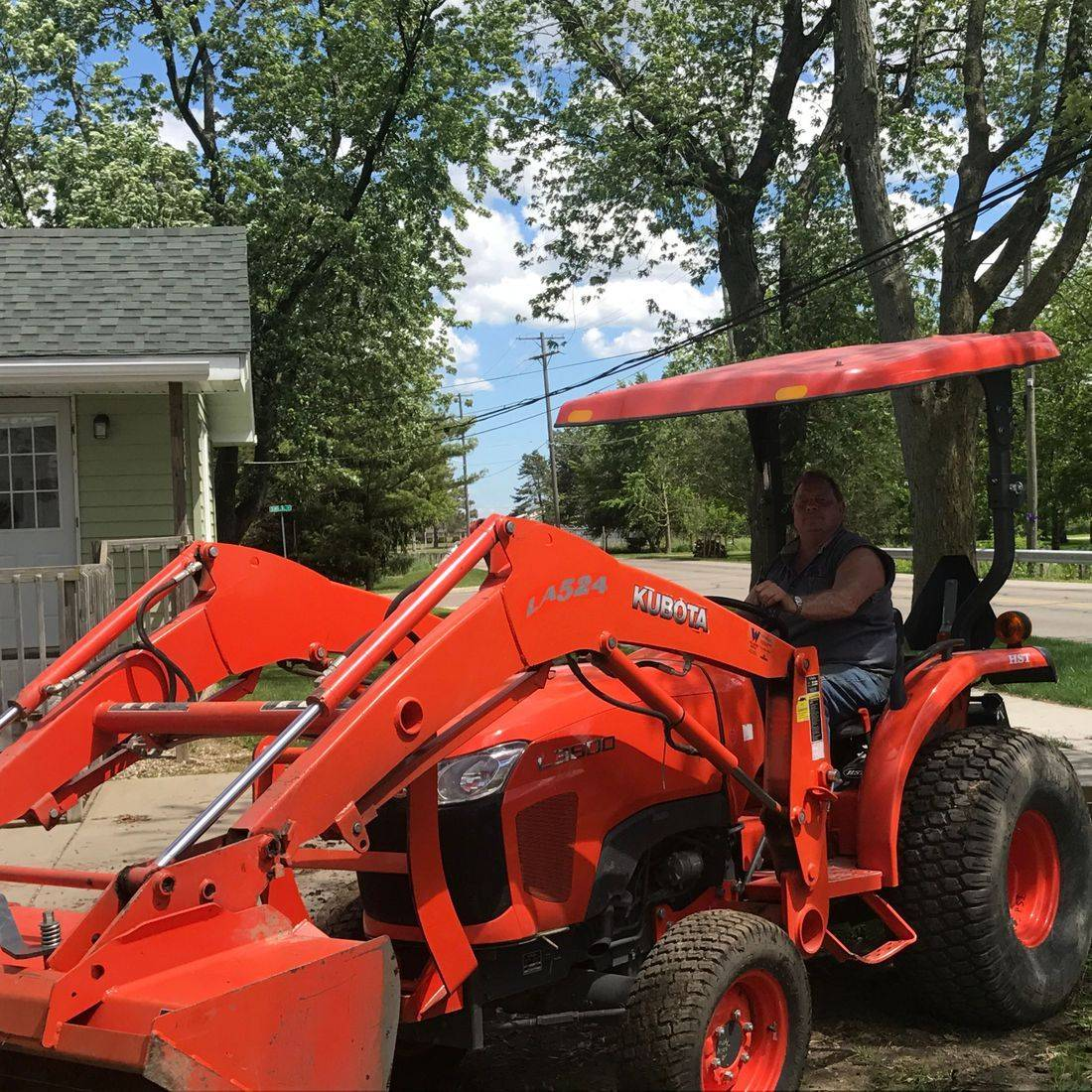 Property and landscape maintenance, property drainage, new construction clean up, lawn and garden restoration, organic top soil, sod installation, hydroseeding, drill seeding, broadcast seeding, seasonal services, professional, experience, ann arbor, Washtenaw county