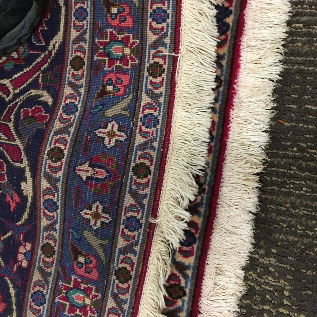 Custom Colour Carpets & Rugs, Carpet Dyeing,  Tea Washing Area Rug Fringes