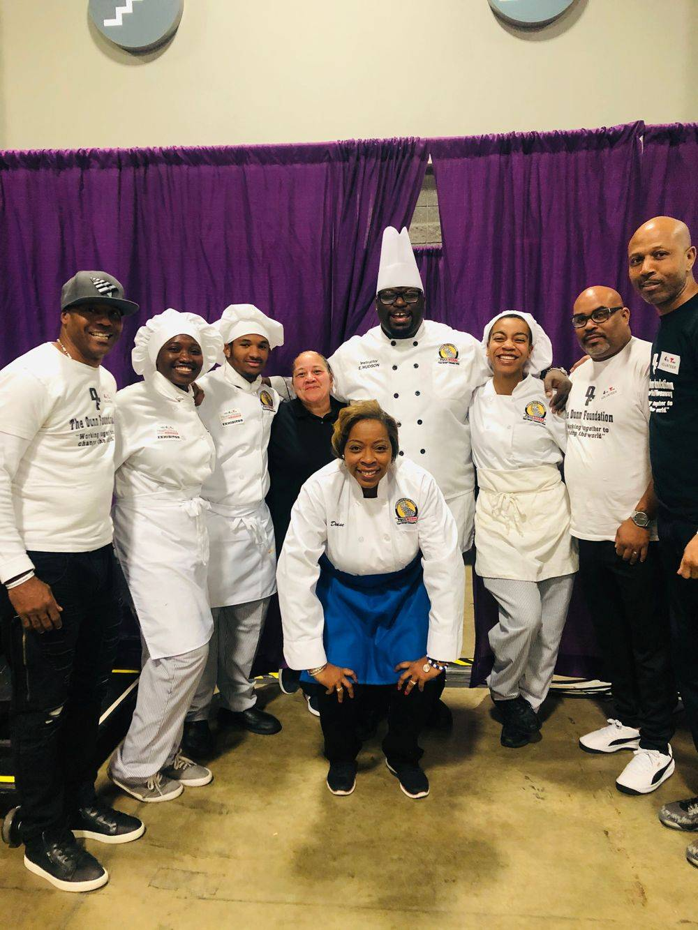 The Dunn Foundation at NBC Health & Fitness Expo
