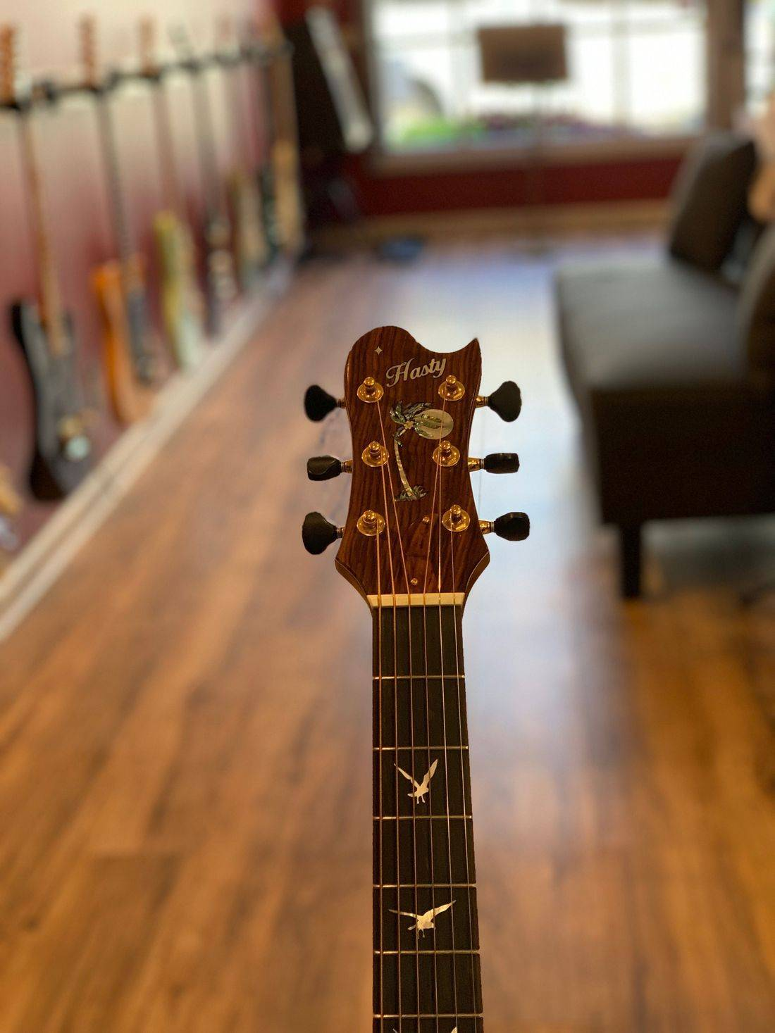 Hasty Guitar