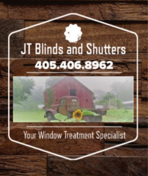 wood blinds in bixby