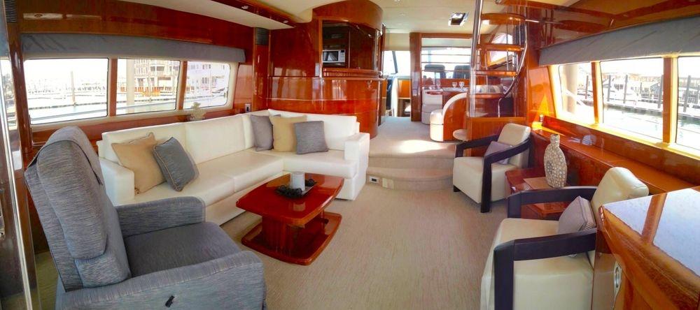 Newport Yacht Interiors, custom yacht interiors, yacht furniture
