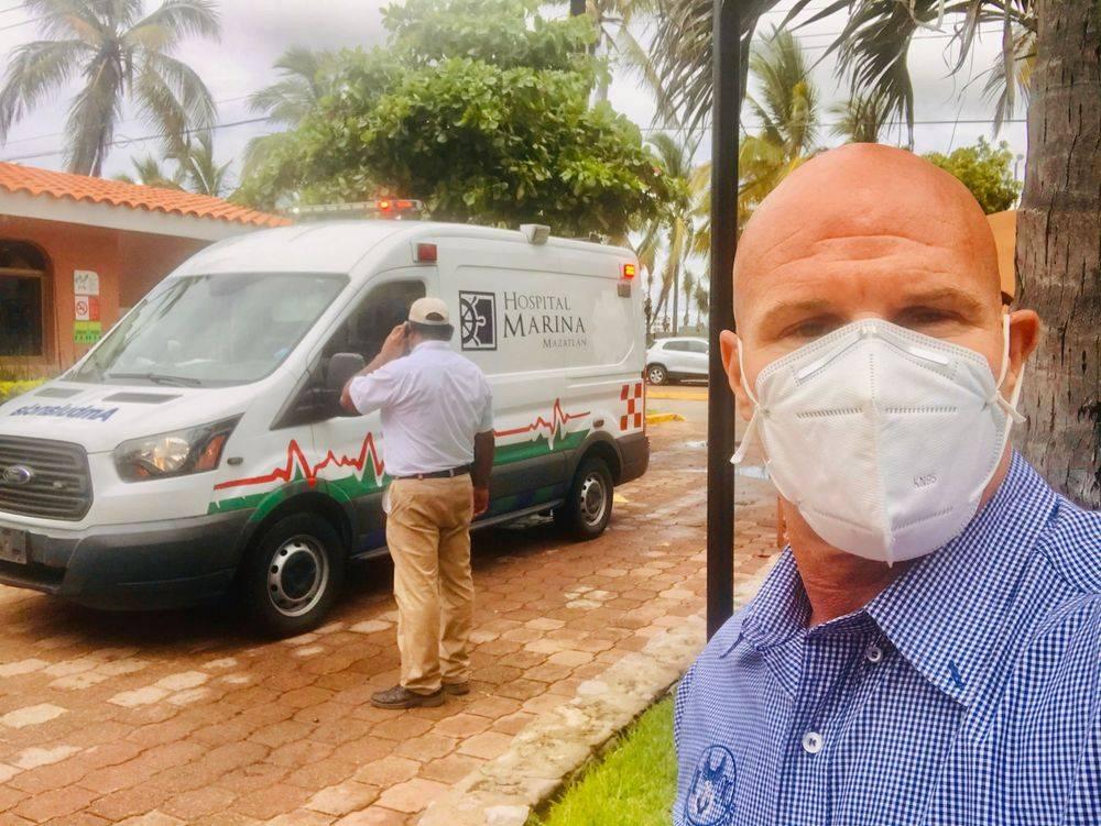 Ambulance Mazatlan