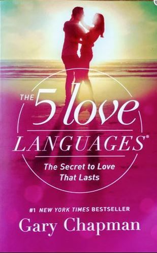 The 5 Love Languages(we recycle our books)