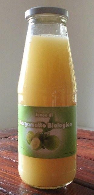 Succo di bergamotto biologico ml 700