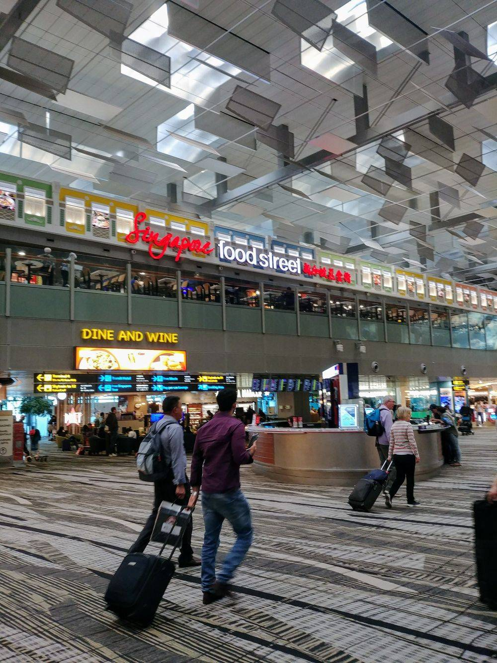 singapore food street, wine and dine in singapore changi airport ,louis vuitton in singapore changi airport ,high-end duty free shopping in singapore changi airport ,duty free shopping in singapore changi airport ,british & far east traders, singapore airlines, singapore changi airport