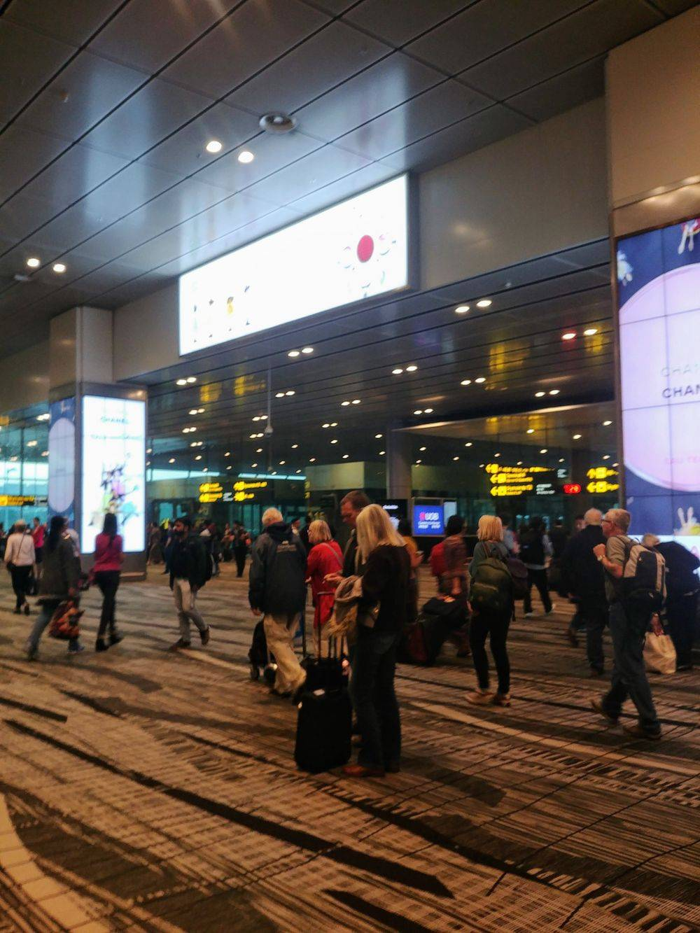 duty free shopping in singapore changi airport ,british & far east traders, singapore airlines, singapore changi airport