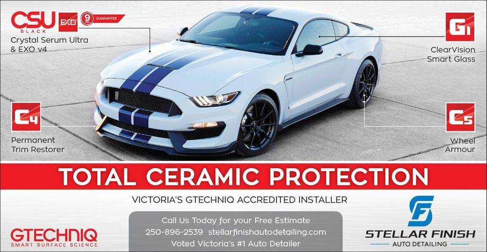 Ceramic Coating Victoria