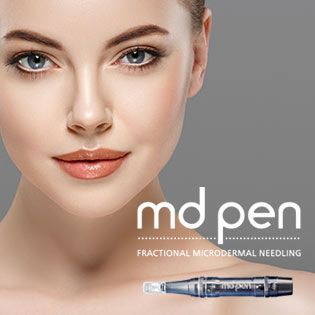 md pen, microneedling, micro-needling, Needling, fractional microdermal resurfacing