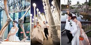 LA, wedding and reception venues