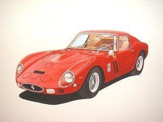 Ferrari 250 gto : SOLD OUT
