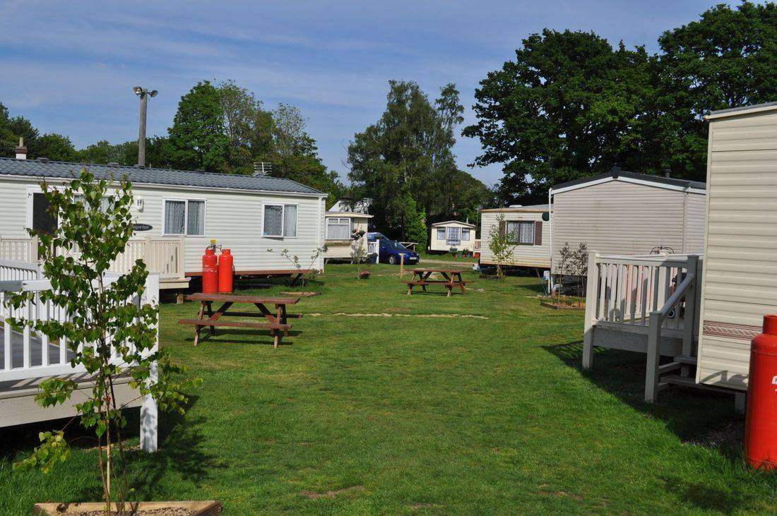 Mobile Homes available to Hire