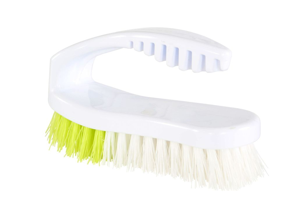 Synthetic Scrubbing Brush