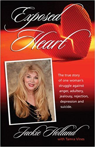 Jackie Holland's book Exposed Heart