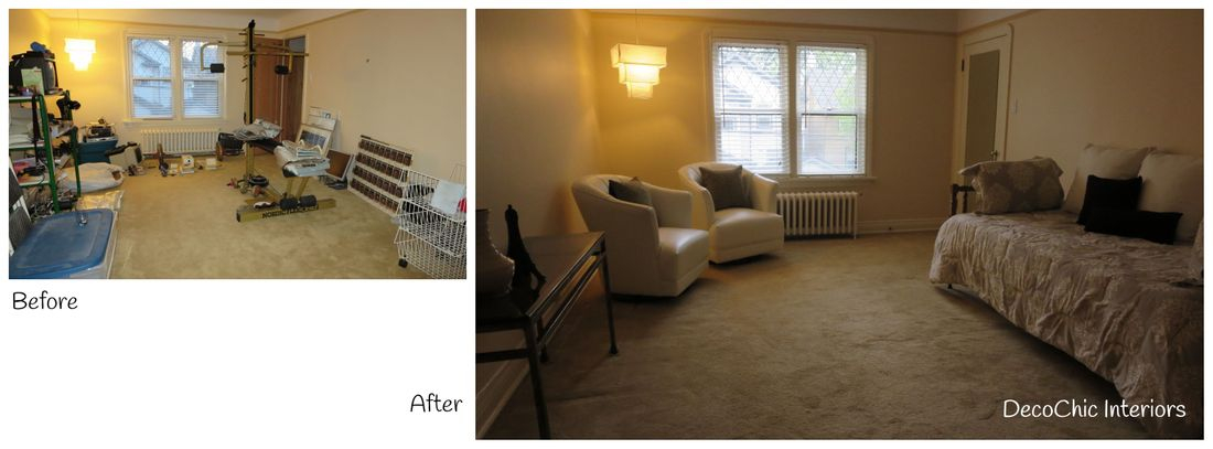 staging before and after winnipeg manitoba decochic interiors kelly penuita