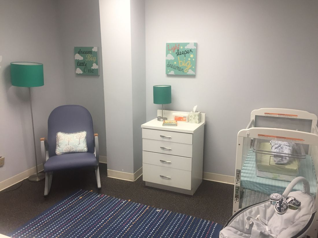 parental education room, lilys place, neonatal abstinence syndrome, NAS, addiction, withdrawal, treatment, counseling, huntington, wv