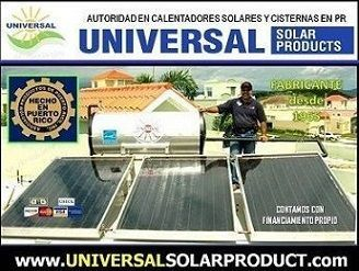 Calentadores  Solares para Comercios