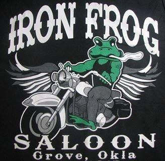iron frog Copperhead Run Rally Oklahoma Motorcycle Rally