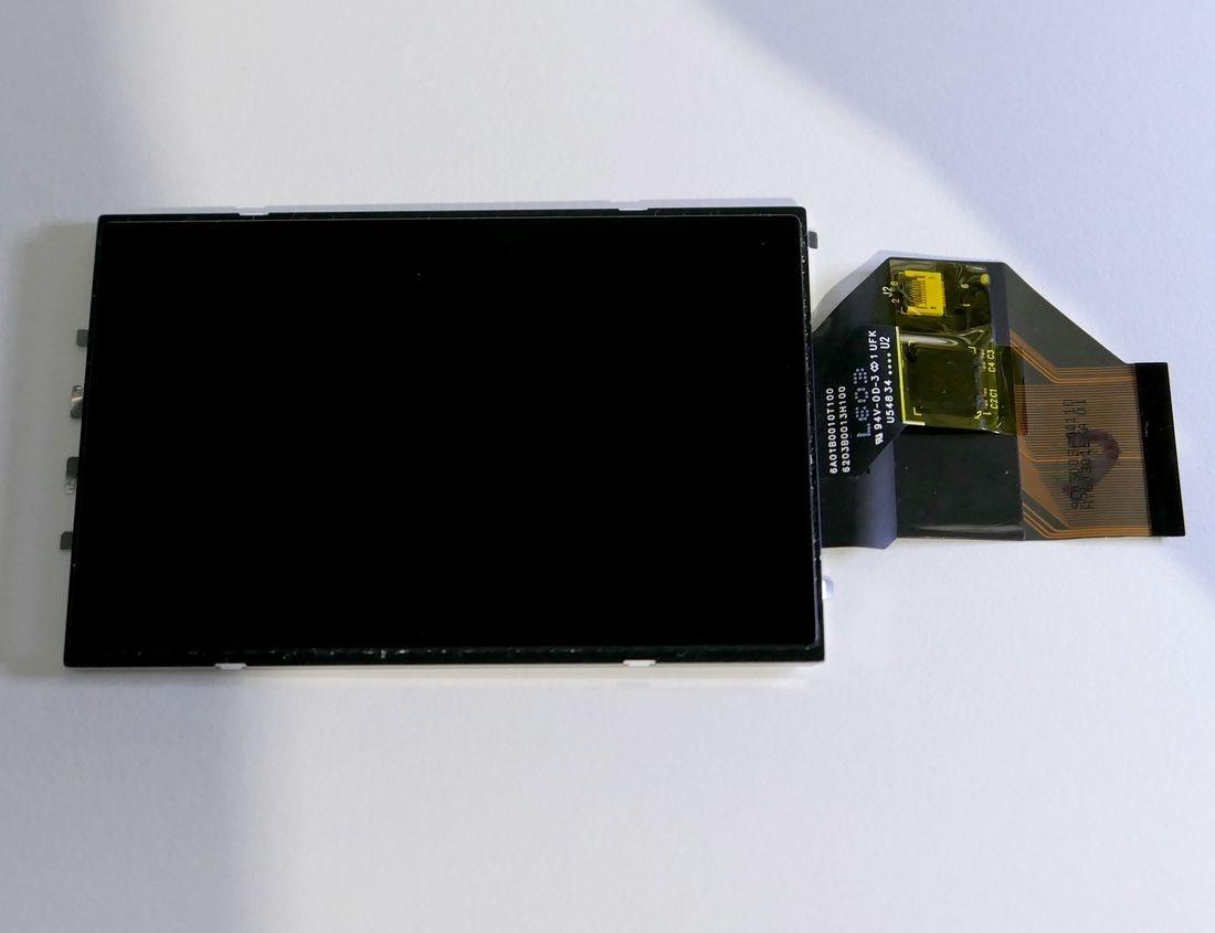 Panasonic Replacement LCD Unit