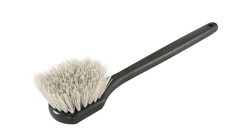 Scrub Brush Back Scrubber Stiff Bristle