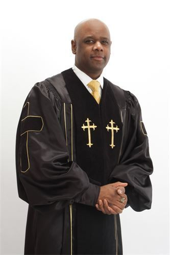 Reverend David W. Pressley, Sr. Pastor