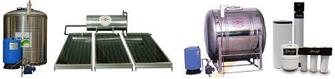 Tanques de Agua y Calentadores Solares