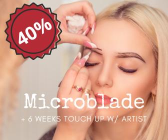 Microblading.  Permanent makeup.