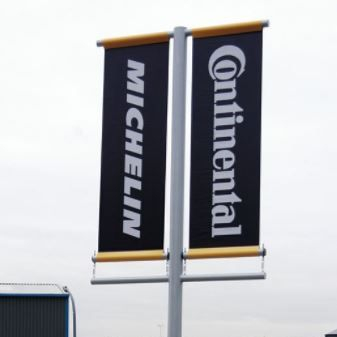 Low Cost, High Quality Banners made in the UK