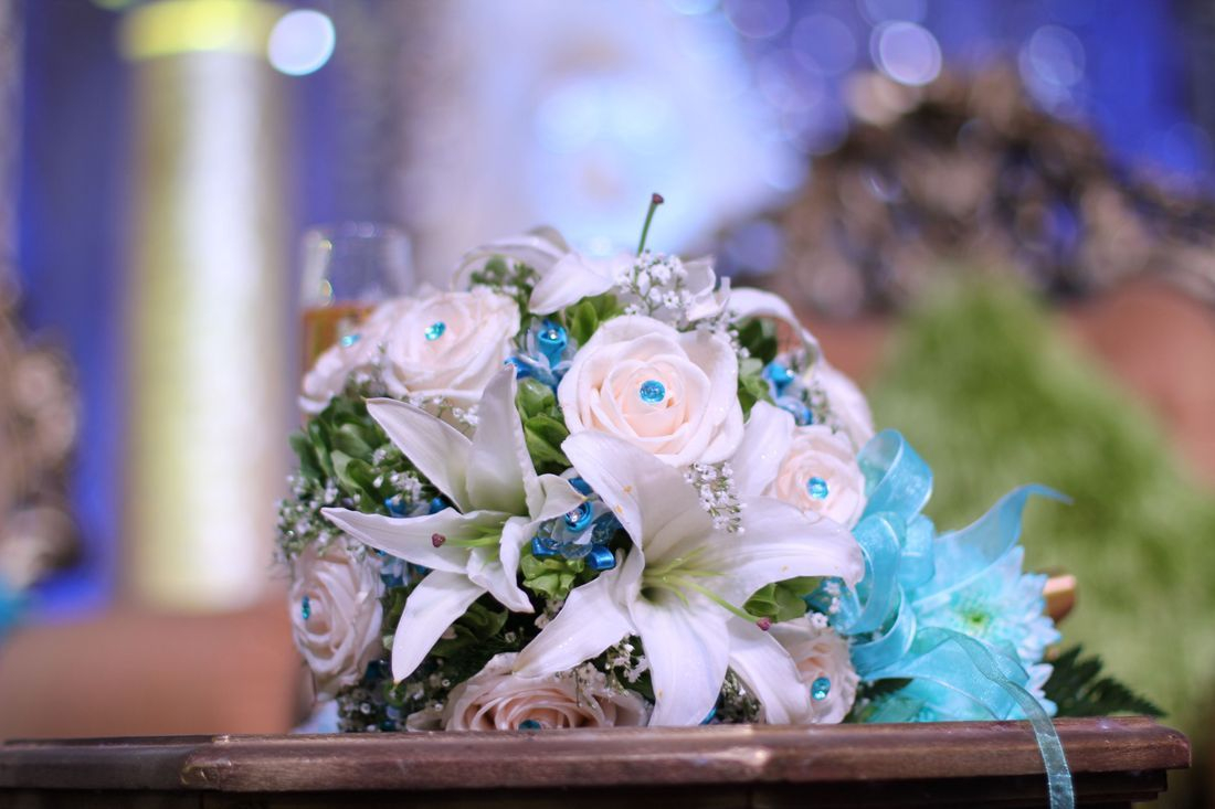 Bridal bouquet Trinidad  Ambassador photography