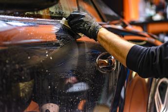 nettoyage voiture lens