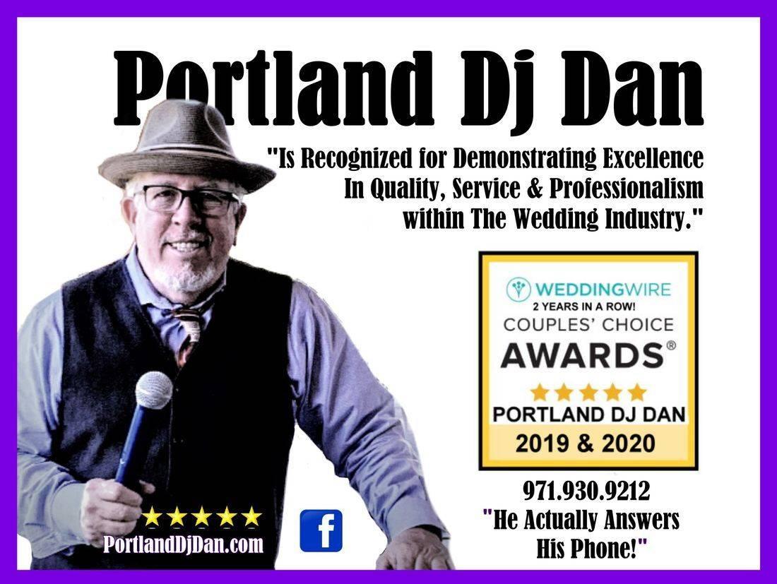 Portland DJ Dan