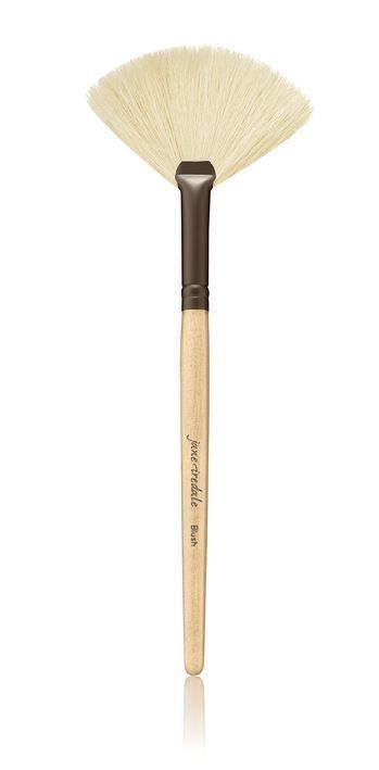 fan brush, Jane Iredale