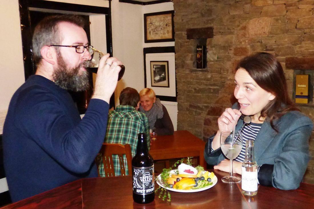 Craft Beer and Scottish Tapas