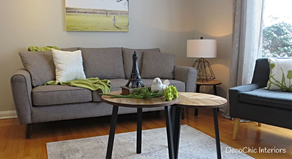 staging winnipeg living room green certified staging professional realestate staging expert decochic interiors