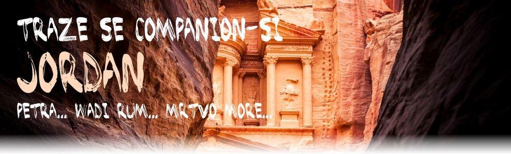 Jordan, CompanionS putovanje, Petra, Vadi rum, putovanja, jeftino, povoljno, bliski istok, mrtvo more, pustinja
