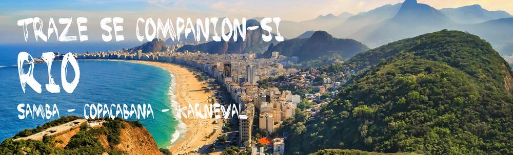 rio, companions putovanje, rio de zaneiro, brazil, putovanja, jeftino, kopakabana, karneval, kompanjerosi