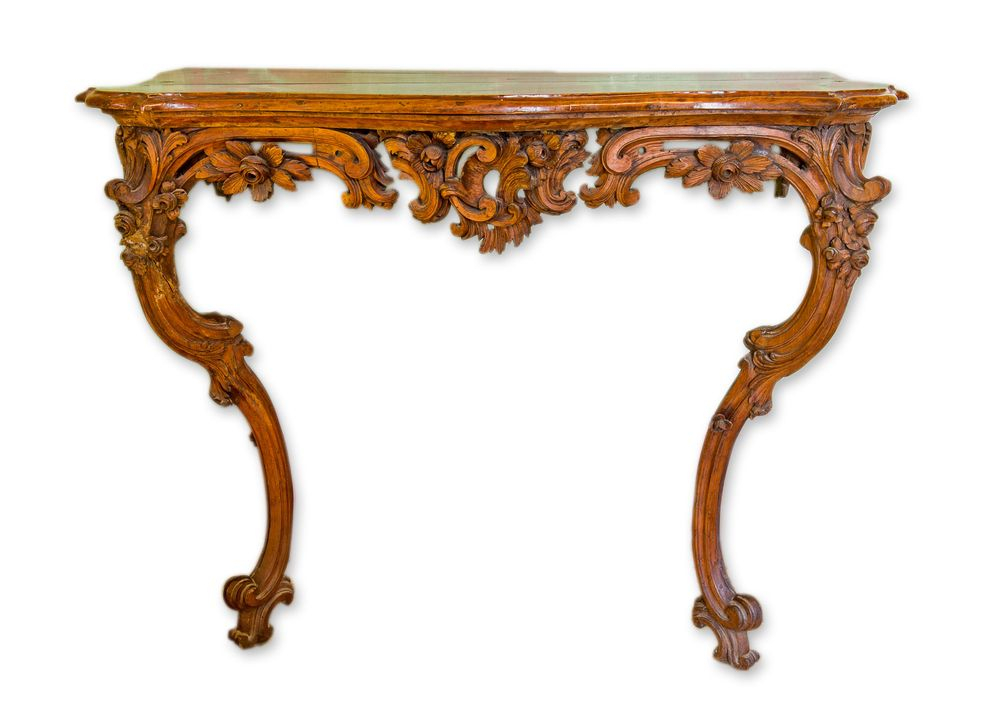 18th century console table 2/2