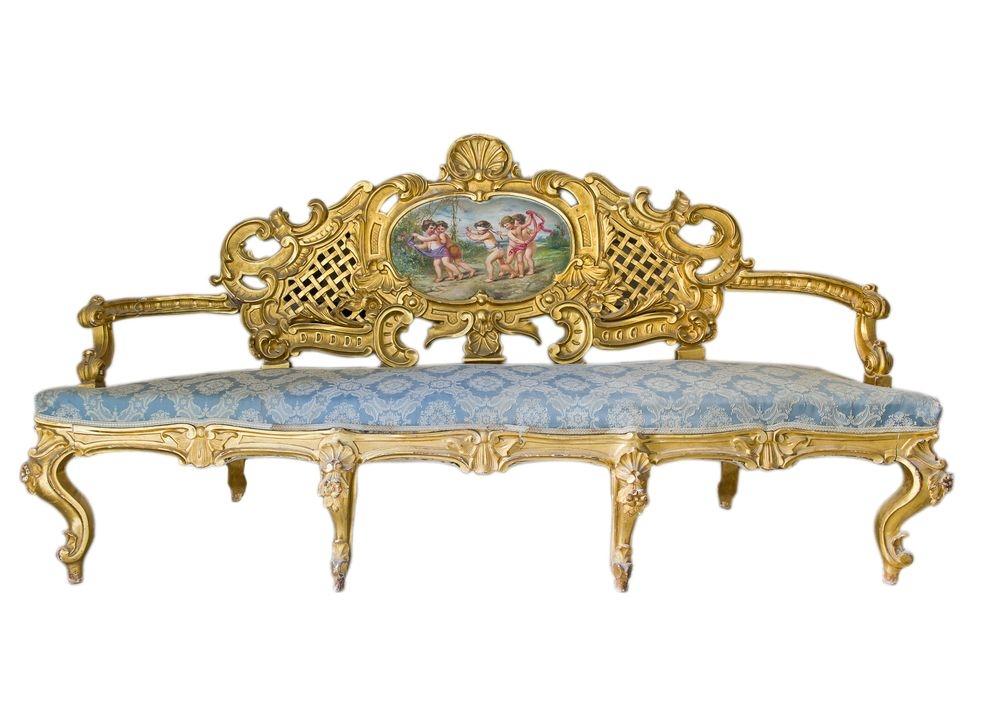 Giuseppe Cali' sofa