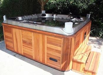 Hot Tub Wiring, Spruce Grove