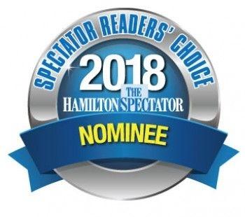 Reader's Choice 2018 Nominee