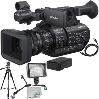 Sony 4K UHD Broadcast Camera