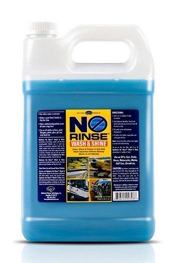 ONR, Optimum No-Rinse, Rinse-less Wash